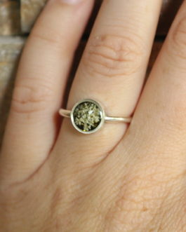 Queen Anne's Lace Ring
